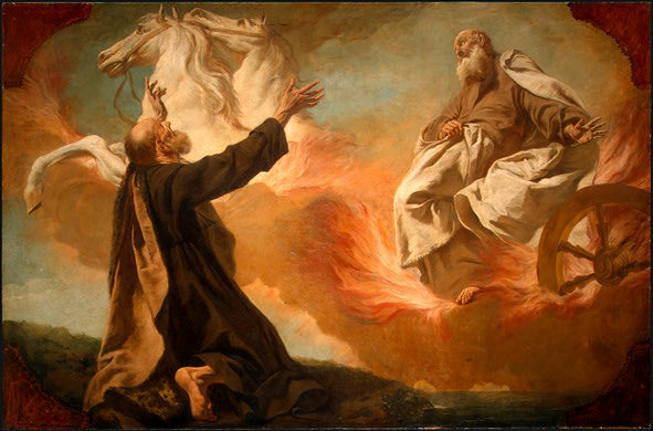 elijah and elisha What is the story of elijah and elisha why did elijah choose elisha to be his successor.
